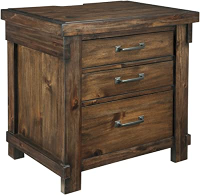 Signature Design by Ashley Lakeleigh Night Stands, Brown Nightstand