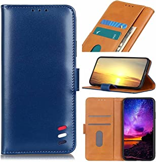 Dalchen Compatible for Case Vivo Y51S, 2 Card Slots 1 Cash Pockets Wallet Cover, Leather Flip Magnetic Button Kickstand Ph...