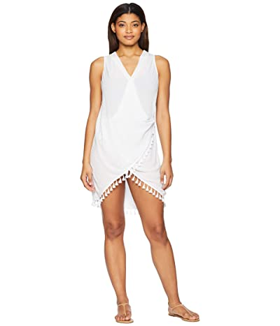 Athena Indigo Essence Cover-Up (White) Women