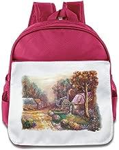 Magical Land Toddler Children School Bags Pink