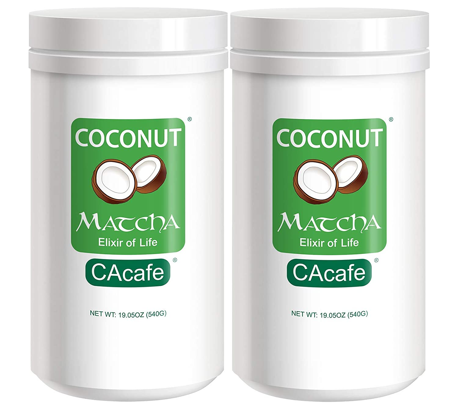 CAcafe Coconut Matcha Premium Crea Direct All stores are sold sale of manufacturer Infused with Japanese