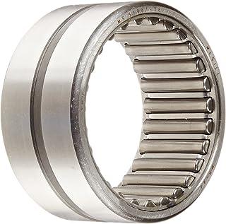 8170lbf Dynamic Load Capacity Oil Hole Open 1-1//8 ID 1 Width Inch Koyo HJ-182616 Needle Roller Bearing Steel Cage HJ Type 16000rpm Maximum Rotational Speed 12100lbf Static Load Capacity Heavy Duty 1-5//8 OD