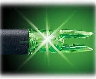Nockturnal Lighted Nocks Model-S, Green