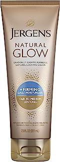 Jergens Jergens Natural Glow Daily Moisturizer Fair To Medium Skin Tones