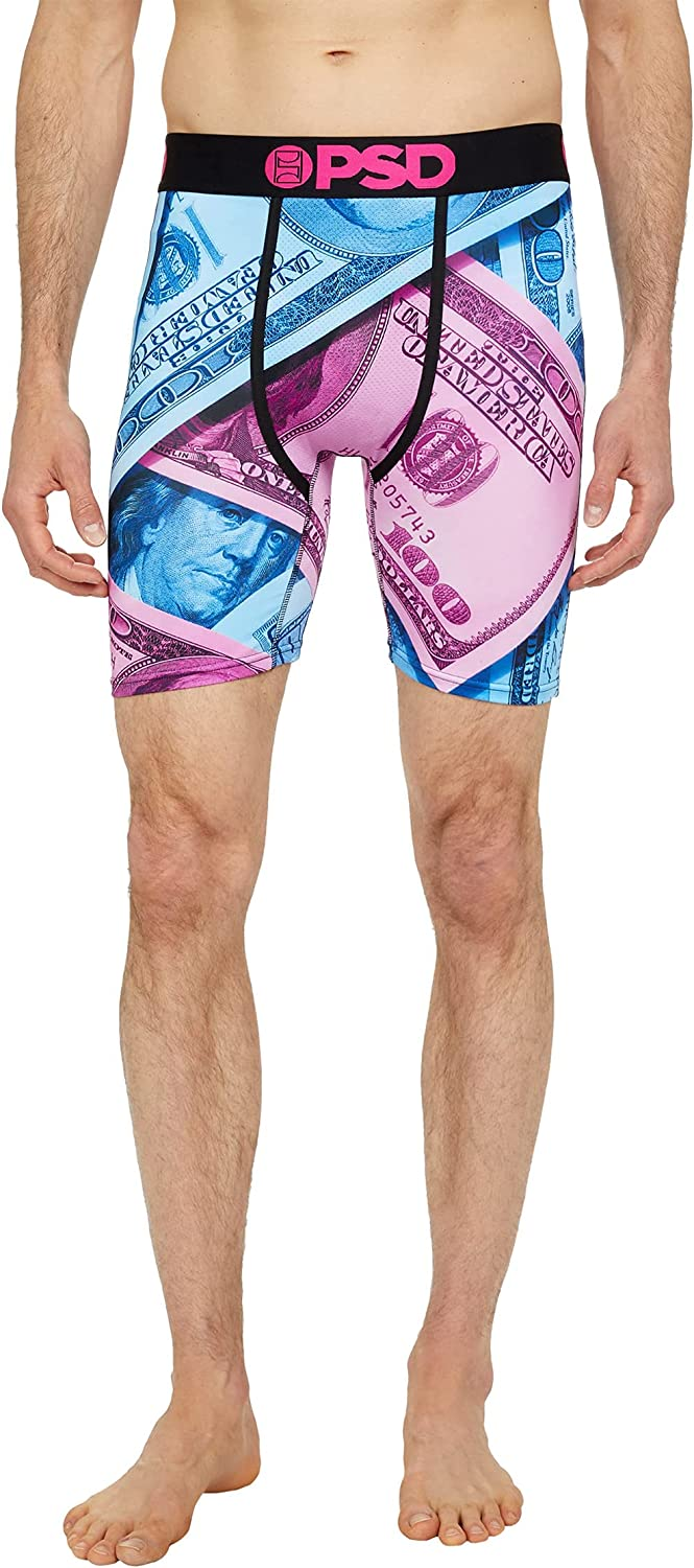 PSD mens Miami Washed Money