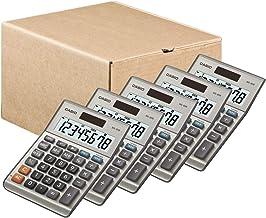 Casio MS-80B Standard Function Desktop Calculator / 5 Pack