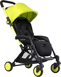 Pali Sei.9 Compact Travel Stroller Classic Vancouver Yellow
