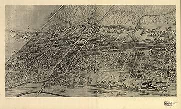 1907 Arlington, Kearny, New Jersey, Map n.p., 1907? Arlington (Kearny, N.J.) Aer