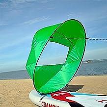 Vela para Kayak, Kayak Vela Paddle 42 Pulgadas Accesorios de Kayak Canoa Compacto y Portátil