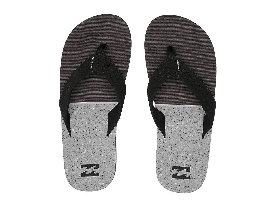 Billabong Fifty 50 Sandals (Black) Men's Shoes