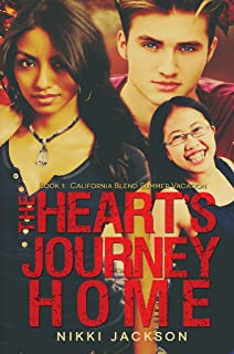 The Heart's Journey Home: California Blend Summer Vacation (English Edition)