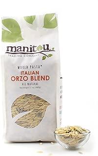 Manitou Trading Company Italian Orzo Blend, 16-Ounce