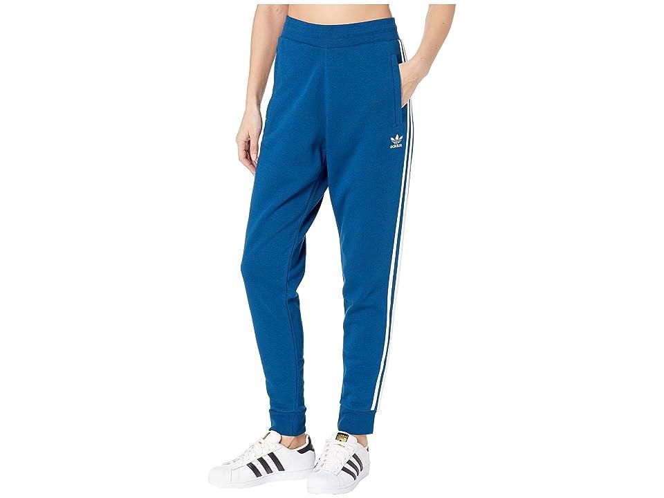 Image of adidas Originals 3-Stripes Pants (Legend Marine) Men's Casual Pants