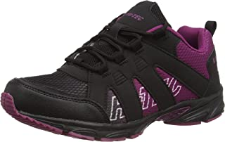 Hi-Tec Girls' Warrior JRG Walking Shoes