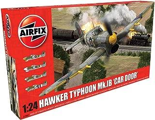 Airfix Hawker Typhoon 1B Car Door 1:24 Military Aircraft Plastic Model Kit