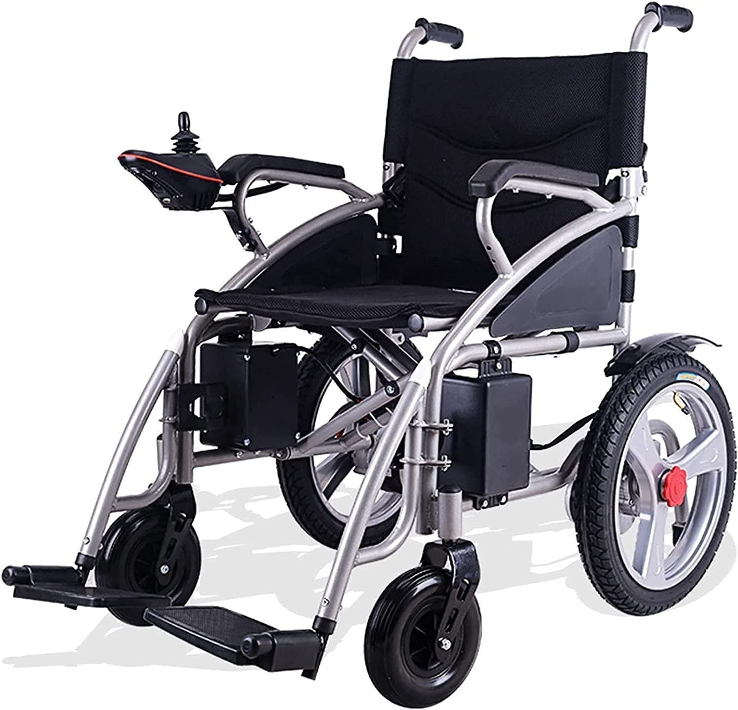 Electric Wheelchair Folding Free Free shipping Shipping Cheap Bargain Gift Lightweight Battery Lithium Intellig