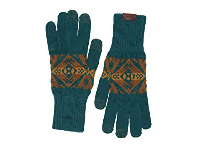 Pendleton Texting Gloves (Diamond Peak) Snowboard Gloves