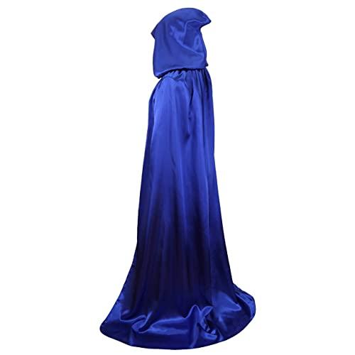 VGLOOK Unisex Hooded Halloween Christmas Cloak Costumes Party Cape