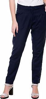 KOTTY Women's Regular Fit Trouser