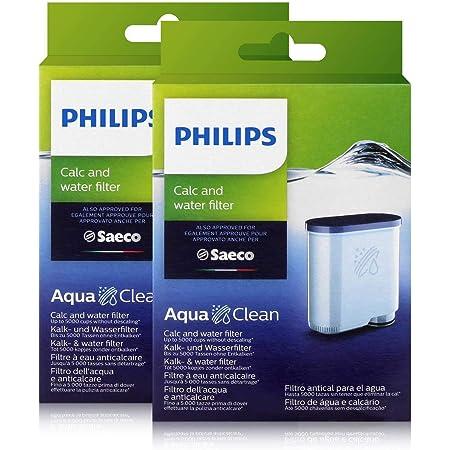 47 01//22 2 St/ück Homegoo Aktivkohleenth/ärter Wasserfilter Kalkschutzfilter kompatibel mit CA6903 10//00 Kaffeefilter kompatibel mit Philips AquaClean