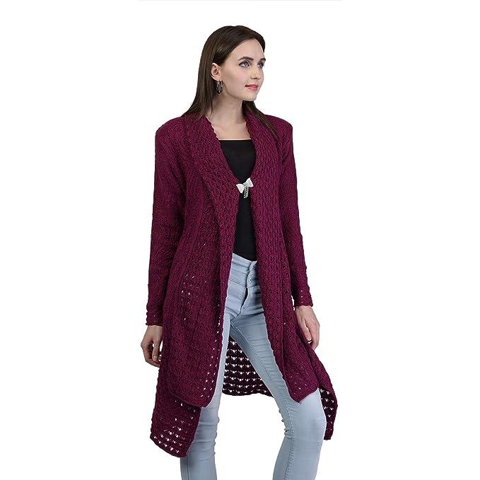 eWools Women's Winter wear Woolen Shrug
