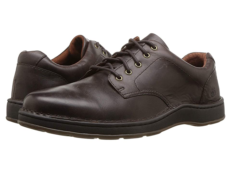 Born Karl (Dark Brown (Sea Lion) Full Grain Leather) Men