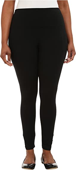 Plus Size Tight Ankle Legging 12190