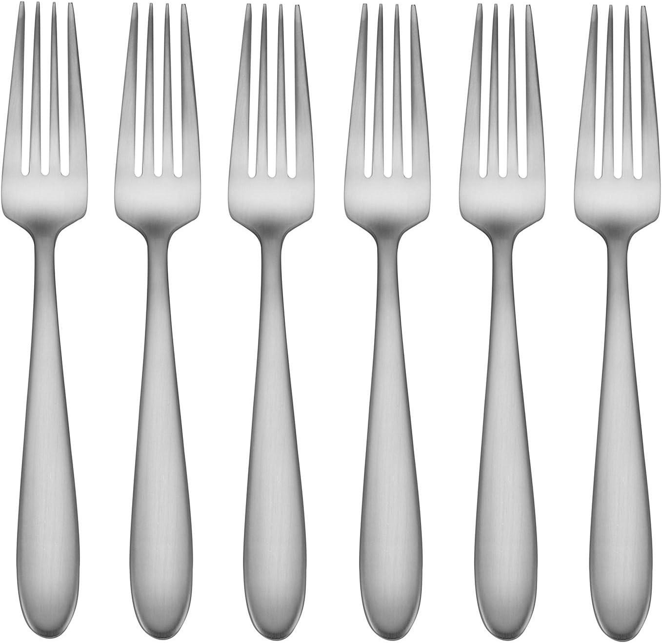 Oneida Vale Set Of 6 Dinner Forks Kitchen Dining