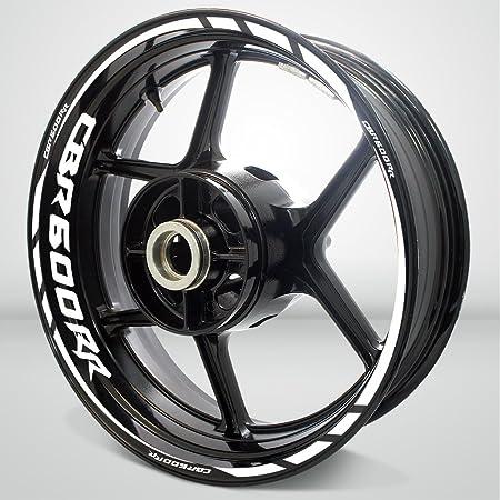 Motorcycle Wheel Rim Stripes Decals Tape Stickers Universal for HONDA REPSOL HRC CBR250RR CBR400RR CBR600RR CBR1000RR