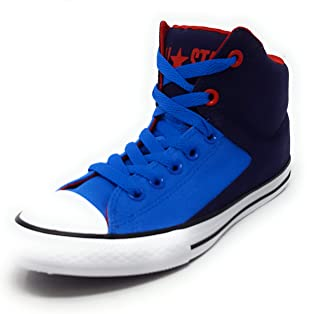 CTAS High Street Hi Midnight Indigo/Italy Blue
