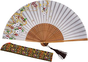 Best hand painted fans Reviews