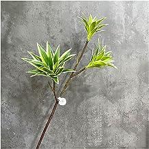 JIAN 83 cm Grote kunstmatige lelie planten tak tropische boom verlaat nep bamboe bladeren real touch magnolia gebladerte f...