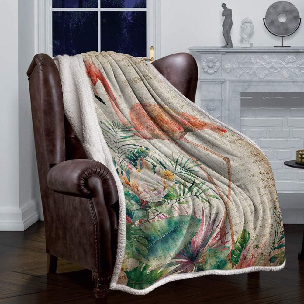 Sherpa Fleece Blanket 50