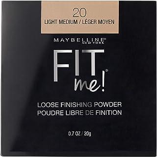 Maybelline Fit Me Loose Powder, 20 Light Medium, 20g