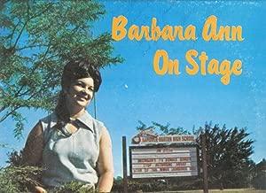 [LP Record] Barbara Ann On Stage