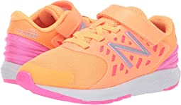 321c1501a6e9f Girls Hook and Loop New Balance Kids Sneakers & Athletic Shoes