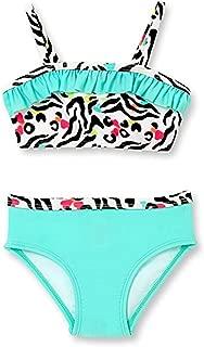 Bikini Swimsuit NWT OP OCEAN PACIFIC Girls/' 7//8 Bandana Bonanza 2-Pc