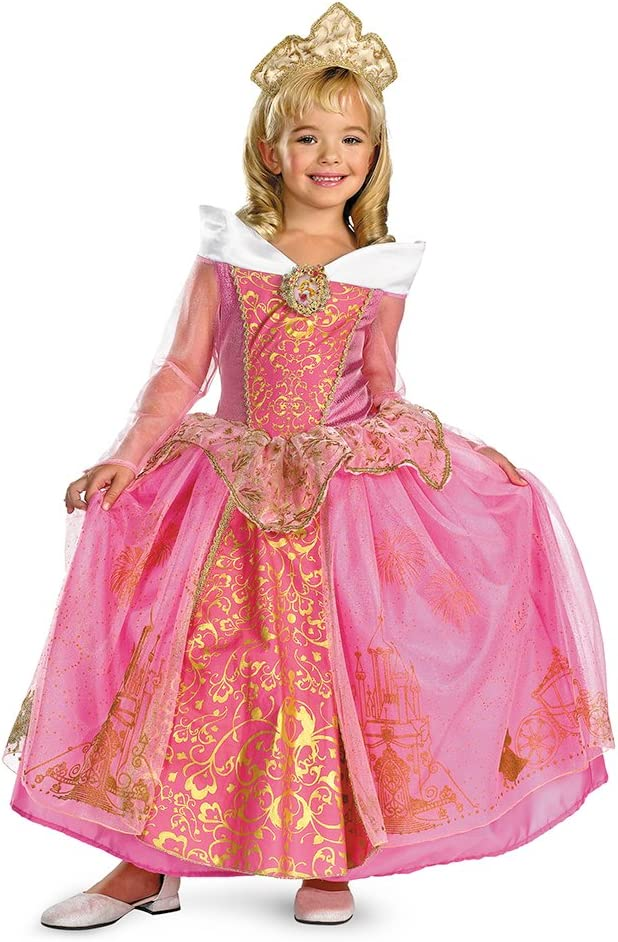 trend rank Storybook Aurora Prestige safety Costume - 3T-4T Small Extra