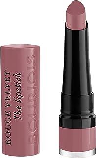Bourjois Rouge Velvet The Lipstick - 18 Mauve-martre, 2.4 gm