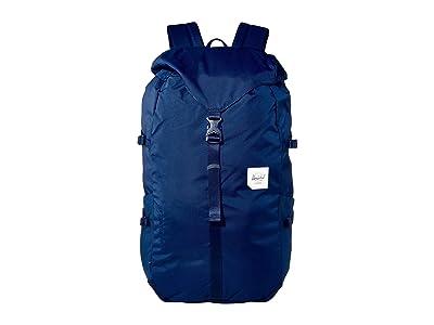 Herschel Supply Co. Barlow Large (Medieval Blue) Backpack Bags