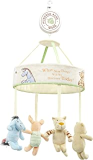 Rainbow Designs Hundred Acre Wood Winnie The Pooh Musical Mobile DN1610