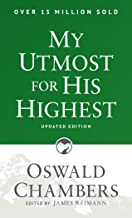 My Utmost for His Highest: Updated Language Paperback PDF