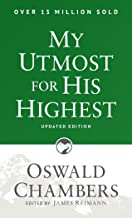 Best my utmost for his highest devotional Reviews