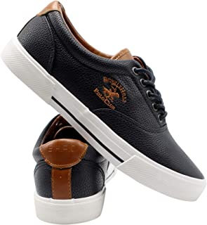 Mens LACE UP Deck Sneaker
