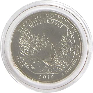 2019 W Frank Church River of No Return Wilderness, ID - Great American Coin Hunt - #WQUARTER Quarter Uncirculated US Mint