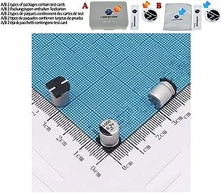 10X Condensador Electrolitico Polarizado 3,3uF 50V 5x11mm
