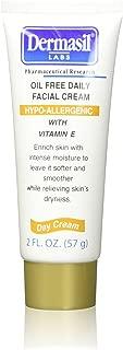 Dermasil Labs Oil Free Daily Retinol Facial Cream 2 Fluid Ounces
