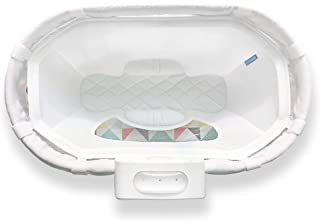 MySnuggly Newborn Bassinet Insert for Fisher-Price Bassinet | Safe Real Cuddling Feeling for Better Sleep | Patent Pending