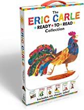 The Eric Carle Ready-to-Read Collection: Have You Seen My Cat?; The Greedy Python; Pancakes, Pancakes!; Rooster Is Off to ...