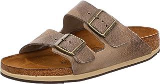 Birkenstock Schuhe Arizona SFB Leder Schmal